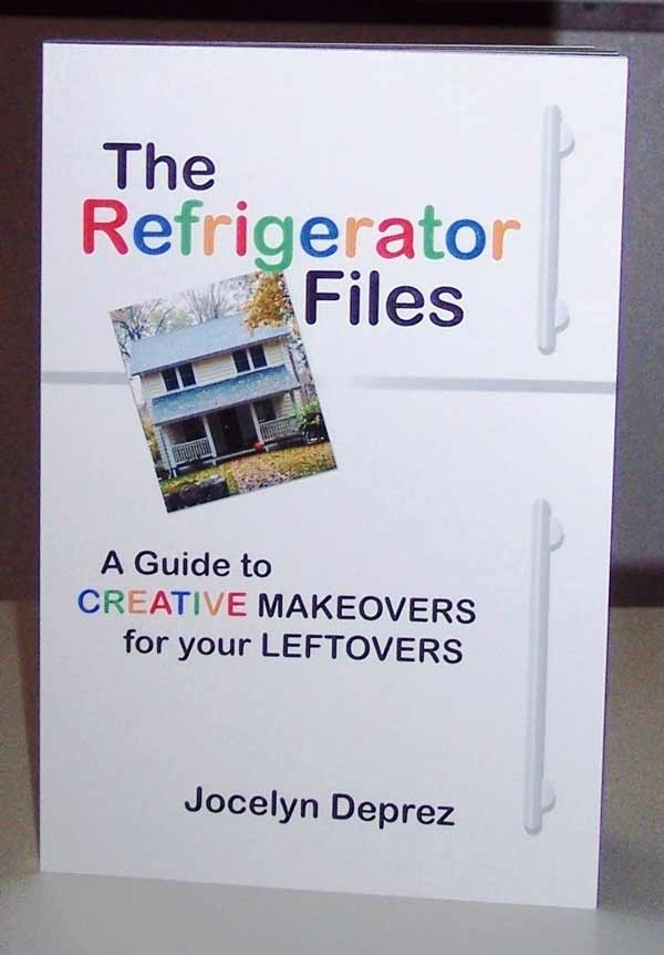 the refrigerator files jocelyn deprez leftovers